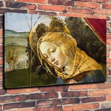 """Madonna Religion Christian Printed Canvas Picture A1.30""""x20"""" 30mm Deep Frame"""