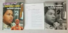 Apologia Exploring Creation with General Science Textbook & Solutions/Tests Book