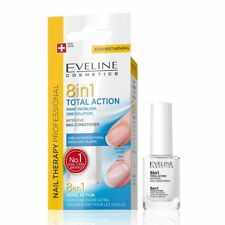 Intensive Nail Conditioner EVELINE 8 in 1 TOTAL ACTION - Nail Strengthener 12ml