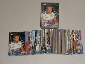 LOT of 2 1991 PRO SET WINSTON DRAG RACING Complete 130 Card Set NHRA Auto Race