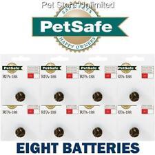8 ea PetSafe RFA-188 Battery 3V Lithium Replacement Battery Module