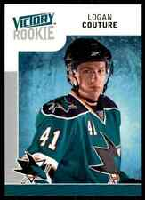2009-10 Upper Deck Victory Logan Couture Rookie #329