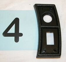 82-89 Camaro Cigarette Lighter Rear Defrost Switch Dash Trim Panel  #4