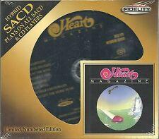 Heart Magazine Hybrid-SACD Audio Fidelity NEU OVP Sealed Limited Numbered Edit.