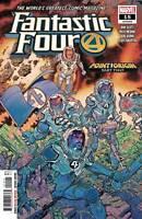 Fantastic Four #15 Marvel Comics 2019 1st Print COVER A