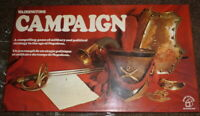 Waddingtons Campaign Vintage Excellent Unused/Sealed Contents