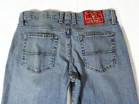 Lucky Brand Women Jeans Size 8 Soho Mid Rise Med Wash Flare Stretch Blue 29 x 32