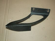Carbon RiemenSchutz belt drive cover Buell XB 9 R - 12 S
