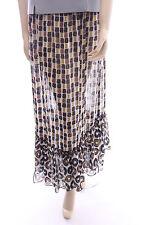 Nueva Falda Talla 14 T42 señoras Heteroclite diseñador de ropa de mujer BNWT