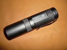 Uwe A1 Cree Q5 LED RCR123A 16340 3.6-4.2V Clip Flashlight Torch Mini Camp