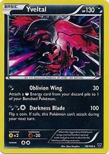 Yveltal - 78/146 - Rare Shattered Holo Theme Deck Exclusive - XY Promo Mint/NM!!