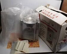 More details for garibaldi food service cereal dispenser restaurant professional unused read!