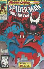 SPIDER-MAN UNLIMITED (1993) #1 - 1st Appearance of SHRIEK Back Issue