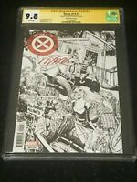 Signed HOUSE OF X #1 CGC 9.8 by Humberto Ramos 2019 Ramos Sketch Variant Marvel