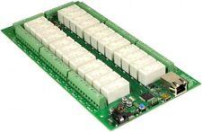 dScript2824 - 24 x 16A Ethernet Relais