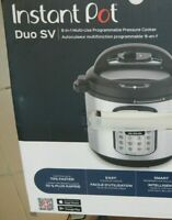 Instant Pot Duo SV Sous Vide Electric Pressure Cooker - 6Qt (OB)