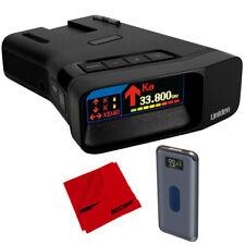 Uniden R7 Long Range Police Laser & Radar Detector + Power Bank and Cloth
