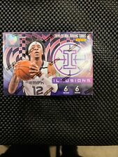 19-20 Panini Illusions Basketball NBA Blaster Sealed