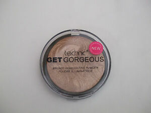 Technic Get Gorgeous Bronze Highlighting Powder New