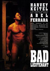 35mm-Trailer BAD LIEUTENANT Harvey Keitel 1992 Abel Ferrara