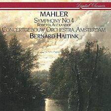 Mahler / Bernard Haitink / Roberta Alexander - Mahler: Symphony 4 [New CD] Holla