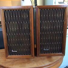 🦋hifi vintage,enceintes Kenwood KL-3080 Four Speaker System Japon