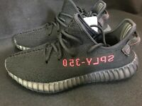 Adidas Yeezy 350 V2 Core Black Red Bred Boost Kanye West CP9652