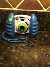 Discovery Kids DIGITAL CAMERA & Video Camera USB Compatible Digital Blue