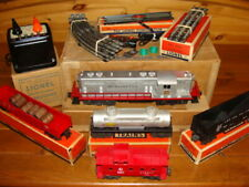 1955 LIONEL 505 1531W (SEARS 9652) OUTFIT SET WITH BOXES AND ACCESSORIES