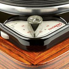 Thorens TD124 Full Restoration, Motor, Bearing Service by Woodsong Audio TD 124