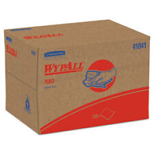 WypAll* X80 Wipers Brag Box HYDROKNIT 12 1/2 x 16 4/5 160 Wipers/Carton 41041