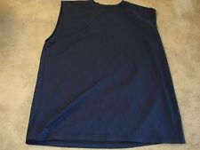 PBXPRO Navy Blue Sleeveless size XL Men's Shirt