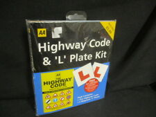 Highway Code & 'L' Plate Kit,  , c2009, 9780749558000, AA, Mixed Media   , Excel