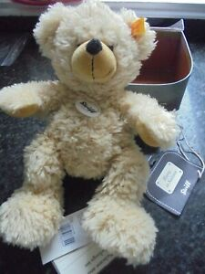 Steiff 663444 Harry in a Suitcase With Tags