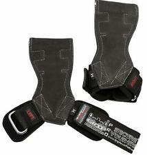 Lifting Grips PRO Weight Gloves Best Heavy Duty Straps Alternative to Power Hook