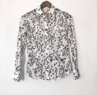 Tory Burch Altier Bridgette Blouse S