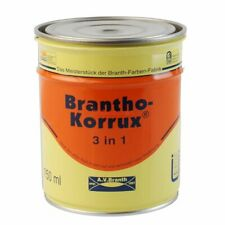 Brantho Korrux 3in1 Rostschutzfarbe Metallschutzfarbe 750 ml RAL-Ton Farbauswahl