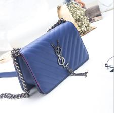 High-end Luxury Women Design New PU Leather Chain shoulder Bag Crossbody Purse
