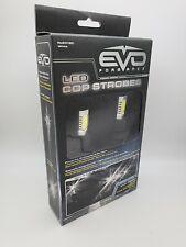 Evo Formance Led Cop Strobe Lights Kit Ultra White 2 Pack For Car Truck