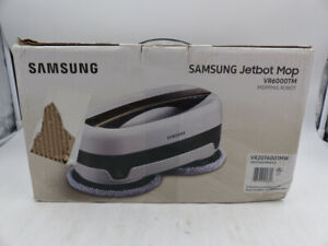 """SAMSUNG JETBOT MOP VR6000TM MOPPING ROBOT NEW """"AIRBORNE"""" DUAL SPIN TECH"""