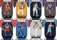2020-21 Panini NBA Hoops Rookie Lot 8 Base Cards Young Upcoming Players Invest