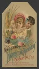 18-1900's OLIVER, DEERING, FEARLESS, HUBER - FARM EQUIPMENT ADVERTISING LOT