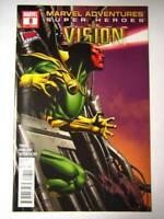 Comic: Marvel Adventures Super Heroes No.8