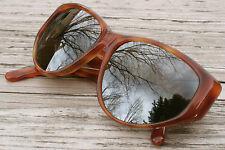 Vintage Vuarnet Tortoise Cateye Sunglasses w/ Brown Tint Skylynx Mineral Lenses