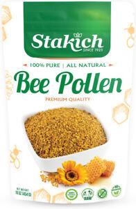 1 lb BEE POLLEN GRANULES Fresh Pure 100% Natural Raw Flower Gluten Fat GMO Free