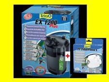 Tetra EX 1200 plus Aquarium Außenfilter inkl Filtermaterial f. Aquarien 250-500L
