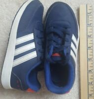 Size 11K Adidas Vs Switch 2 K D97417  Blue Kids Sports Shoes