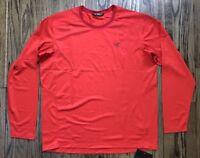 NWT Arc'teryx Traverse Mens Iridine Crewneck Long Sleeve Shirt Size 2XL