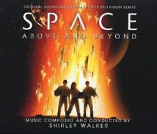 Space - Above and Beyond (Shirley Walker) (limited 3-CD)