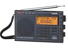 TECSUN PL600 RICEVITORE HF 0-30Mhz BFO SSB AM/FM STEREO RADIOAMATORI